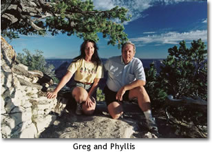 Greg and Phyllis Smith