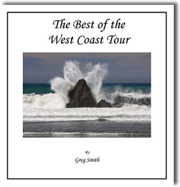 The Best of the West Coast Tour by Greg Smith