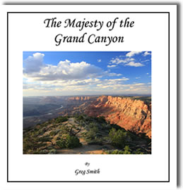 The Majesty of the Grand Canyon by Greg Smith